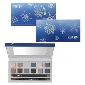 Cargo Cosmetics Chill in the Six Eyeshadow Palette
